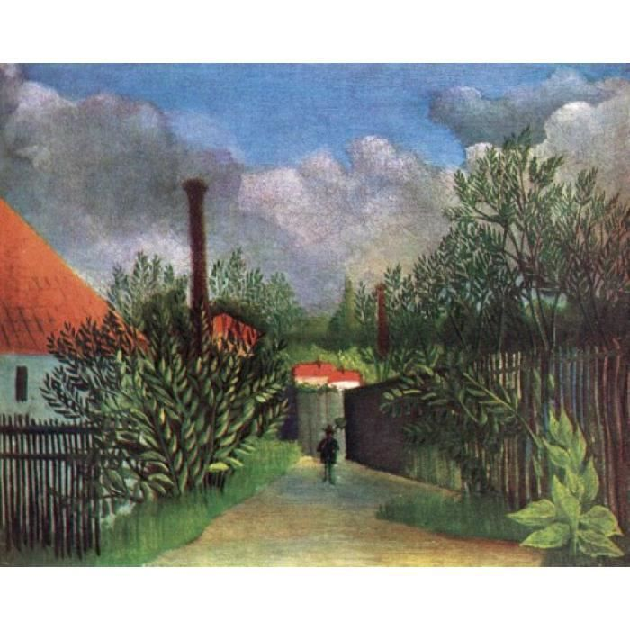 henri rousseau posters achat vente henri rousseau posters pas cher les soldes sur. Black Bedroom Furniture Sets. Home Design Ideas