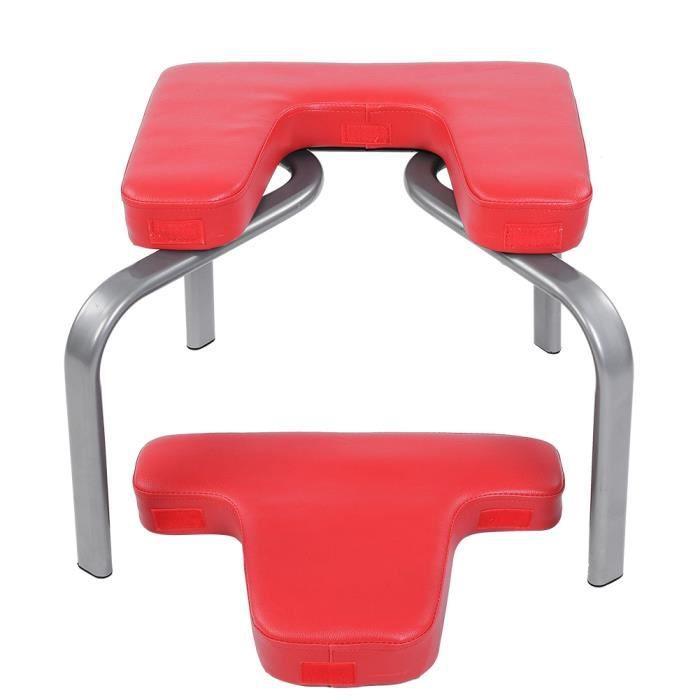 Chaise de yoga Tabouret d'inversion de Yoga chaise d'exercice de yoga chaise de poirier de yoga Kit de yoga -TAM