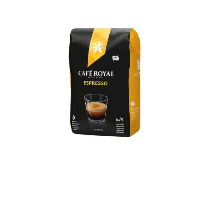 Café royal grains espresso 1 kg