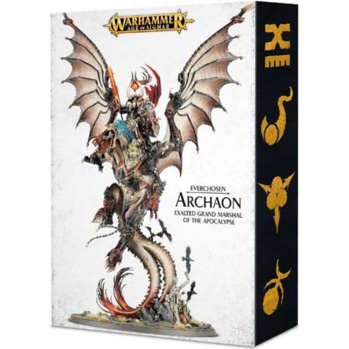 Archaon Exalted Grand Marshal Of The Apocalypse 83-50 - Everchosen