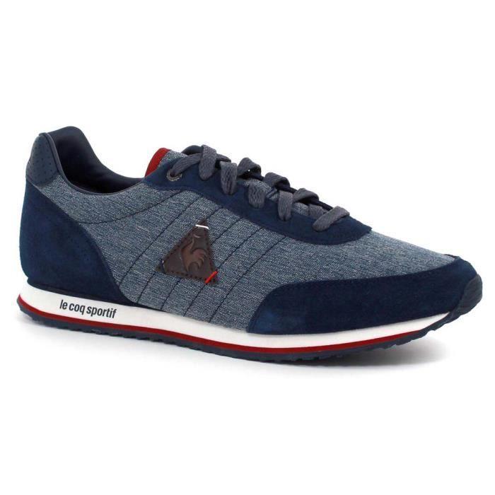 Chaussures homme Chaussures de tennis Le Coq Sportif Marsancraft 2 Tones Suede