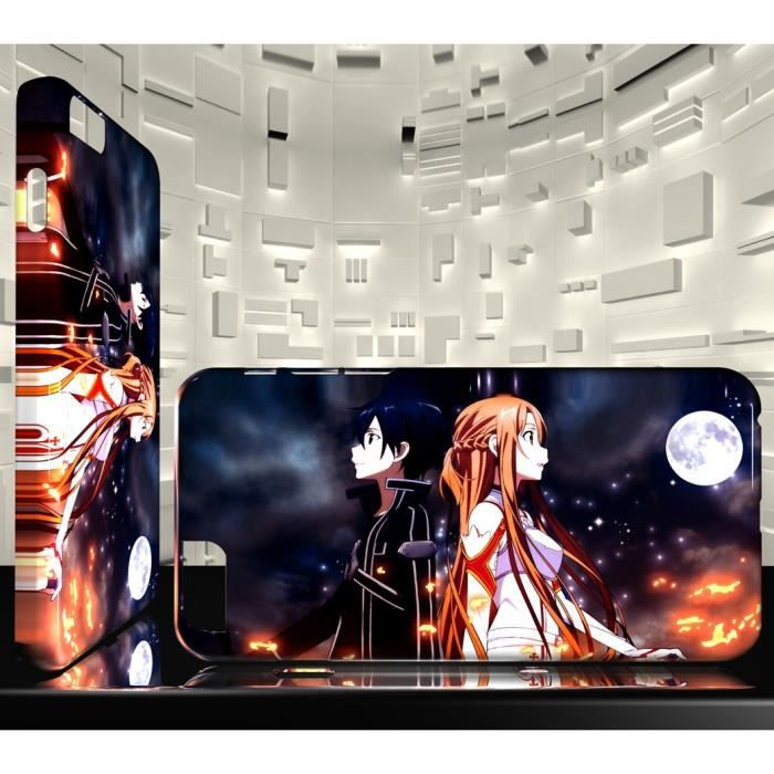 coque iphone 6 kirito