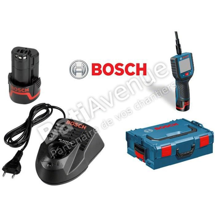 bosch outillage cam ra d inspection sans fil g achat vente endoscope num rique bosch. Black Bedroom Furniture Sets. Home Design Ideas
