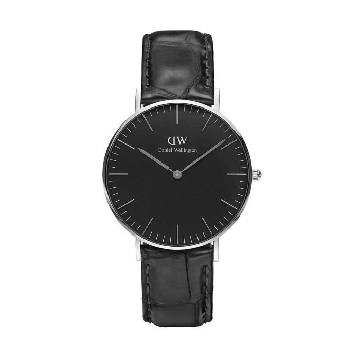 MONTRE Daniel Wellington DW00100147 Classic Black Reading