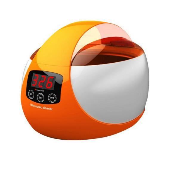 DÉMAQUILLANT NETTOYANT (orange) nettoyeur à ultrasons bijoux 750ml prothè