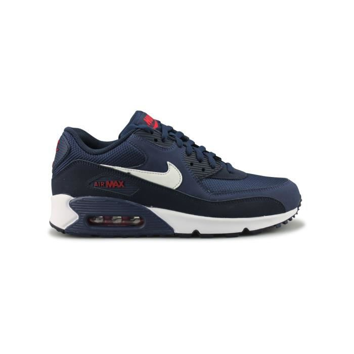 Basket Nike Air Max 90 Essential Marine Aj1285 403