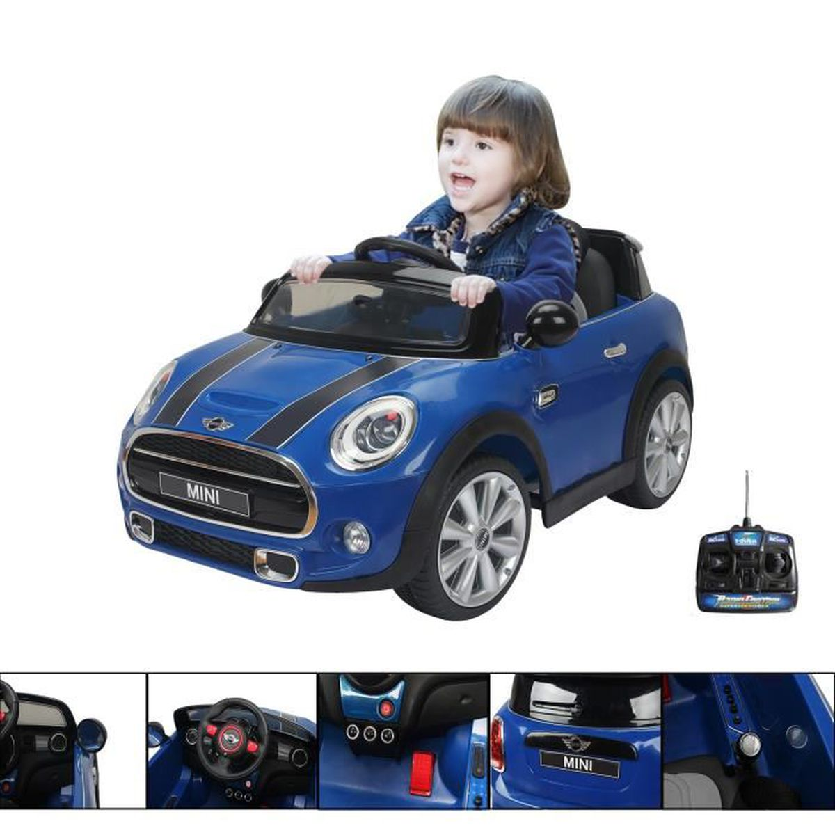 voiture electrique enfant mini cooper achat vente jeux. Black Bedroom Furniture Sets. Home Design Ideas