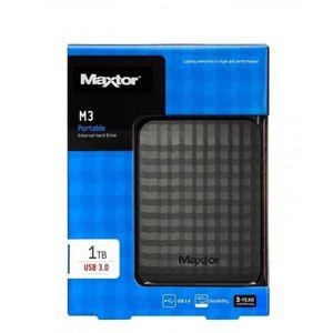 DISQUE DUR EXTERNE Disque dur externe portable 1To USB 3.0 - 2.0 Maxt