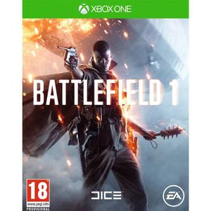 JEUX XBOX ONE Battlefield 1 Jeu Xbox One