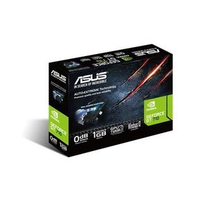 CARTE GRAPHIQUE INTERNE ASUS 710-1-SL, GeForce GT 710, 1 Go, GDDR3, 64 bit