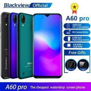 SMARTPHONE Blackview Smartphone A60 Pro 6.088 pouces 1280x600
