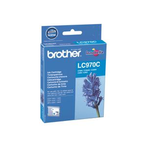 CARTOUCHE IMPRIMANTE Brother LC970C - Cartouche d'impression - 1 x cya…