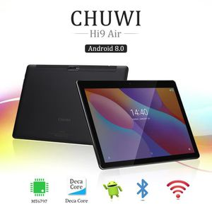 TABLETTE TACTILE CHUWI Tablette tactile Hi9 Air - Ram 4Go - Android
