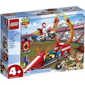 ASSEMBLAGE CONSTRUCTION LEGO® 4+ TOY STORY™ 10767 Le spectacle de cascades