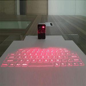 CLAVIER D'ORDINATEUR Mini Portable Laser Virtuel Clavier de projection