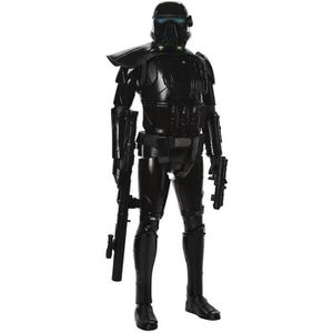 FIGURINE - PERSONNAGE STAR WARS Figurine Shark Trooper Del 50cm