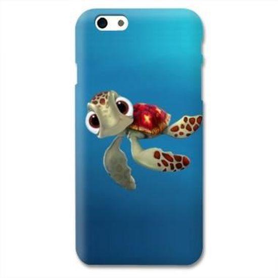 Coque Iphone 6 plus reptiles - - tortue nemo