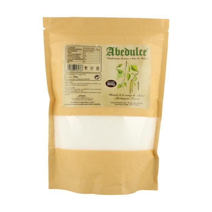 Abedulce+Sucre de bouleau 500 g