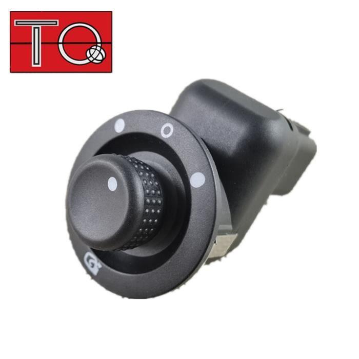 Phares et optiques,Voiture rétroviseur bouton interrupteur de commande pour Renault Laguna Ii Megane 2 8200109014 8200676533 8200
