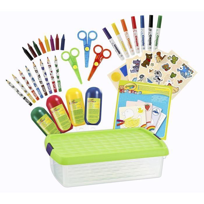 Boîte créative Mini Kids aille Unique Coloris Unique