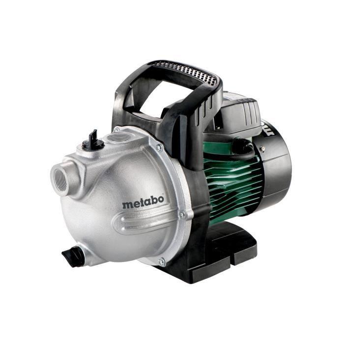 METABO Pompe de jardin P 4000 G - 1100 W - 4007430240767