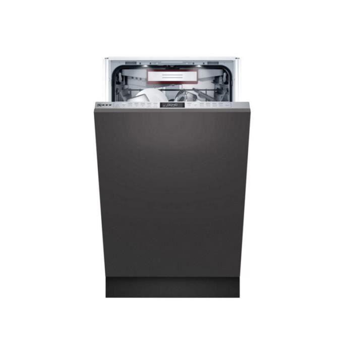 neff - lave-vaisselle 45cm 10c 44db a+++ tout intégrable - s897zm800e