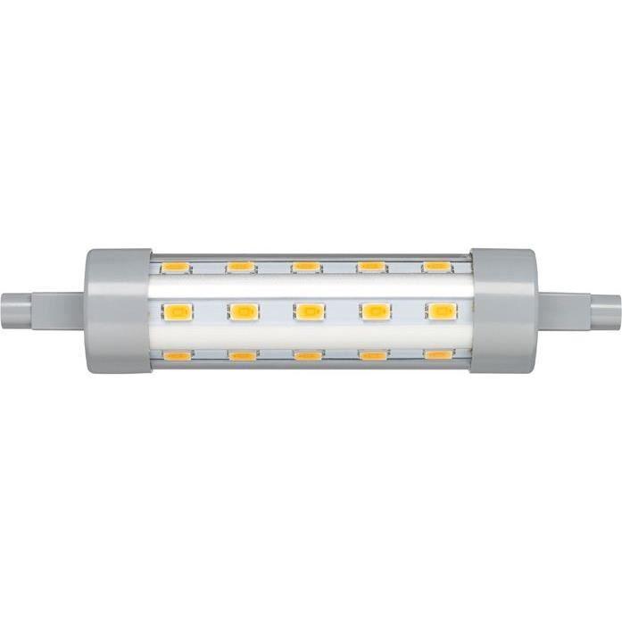 Toledo crayon r7s 118mm 2000lm dimmable
