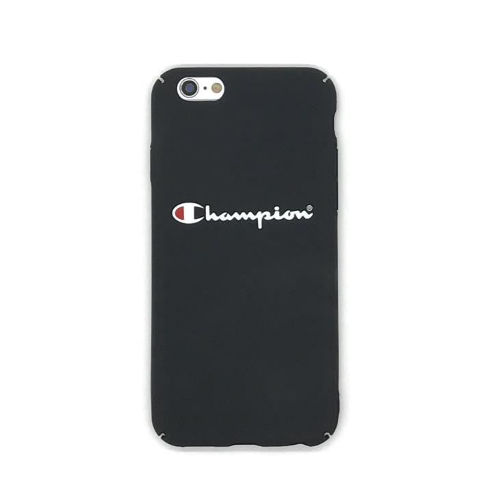 champion coque iphone 8