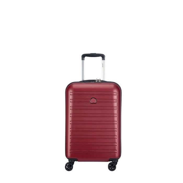 VALISE - BAGAGE Valise cabine rigide Segur 2.0 55 cm 04 ROUGE