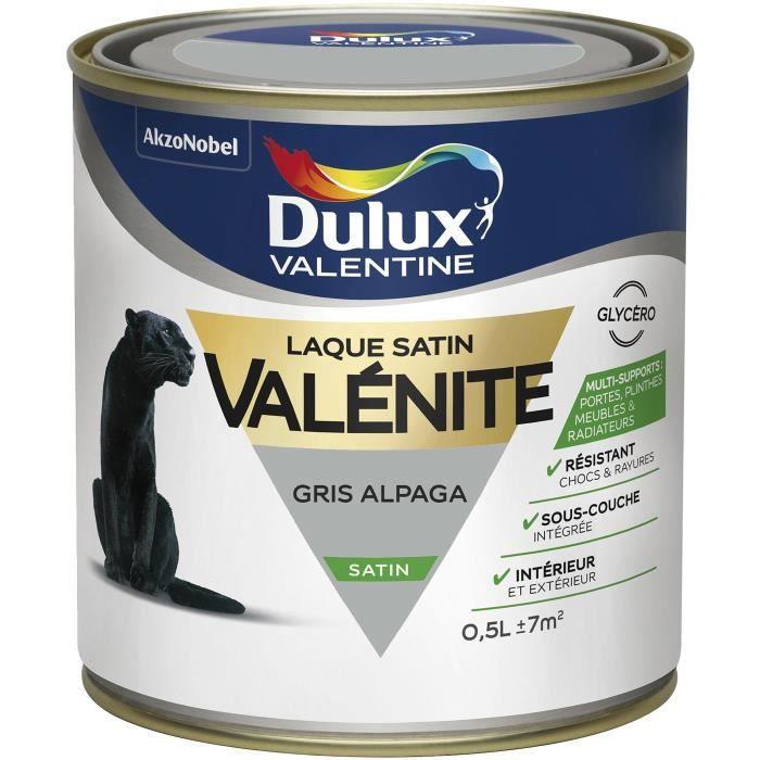 Laque Satin Valenite 0 5 L Base Clear Achat Vente Peinture Vernis Laque Satin Valenite 0 5 L Bas Cdiscount