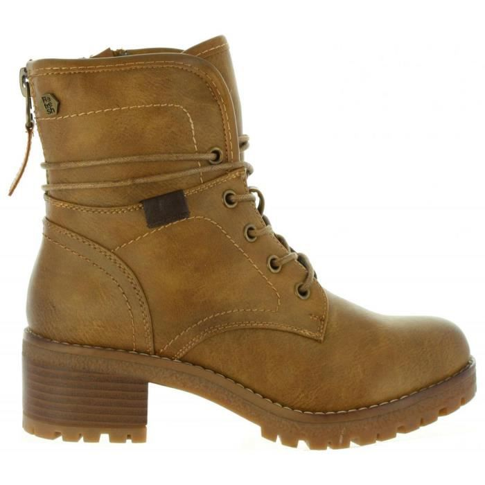 Bottines pour Homme REFRESH 63980 C CAMEL 25Ggd