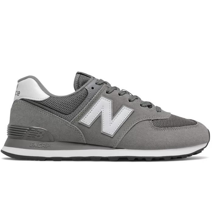 New Balance ML 574 ML574EG2 - Chaussure pour Homme Gris Gris ...