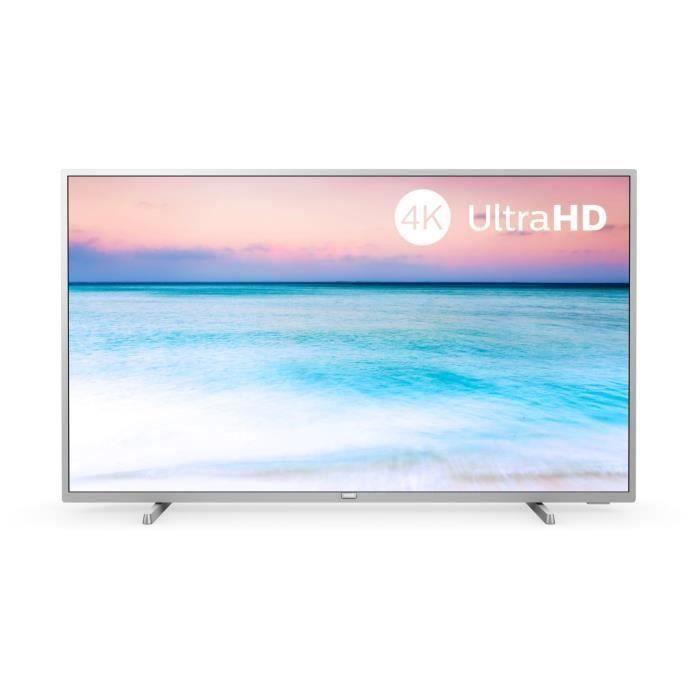"""Téléviseur LED PHILIPS 43PUS6554/12 TV LED 4K UHD 108 cm (43"""") -"""
