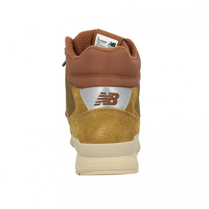Baskets NEW BALANCE 996 Winter velours toile Homme-43-Camel