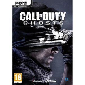 JEU PC Call Of Duty Ghosts Jeu PC