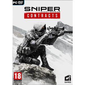 JEU PC Sniper Ghost Warrior Contracts Jeu PC