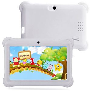 TABLETTE ENFANT Enfants Tablet PC 7 Android 4.4 Bundle Case Wi-Fi