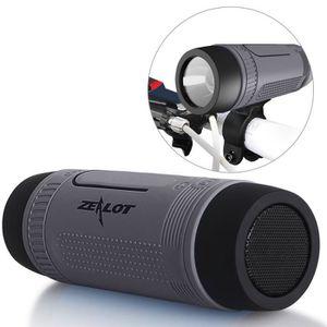 BARRE DE SON Bluetooth Haut-Parleur Extérieur Vélo Portable Sub