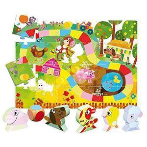 PUZZLE Lisciani 46768 - JEUX/JOUETS - PUZZLE - Puzzle Cla