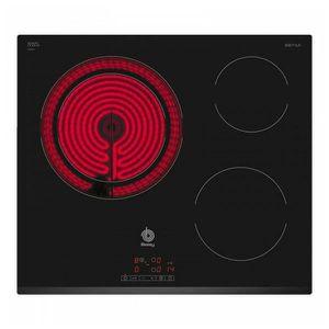 CUISINIÈRE - PIANO Plaques vitrocéramiques avec 3 zones de cuisson 57