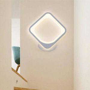 APPLIQUE  Chambre à coucher Lampe diamant Applique murale LE