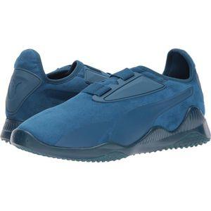 Puma Mostro Hypernature Sneaker FO1JT Taille 36 Bleu Achat