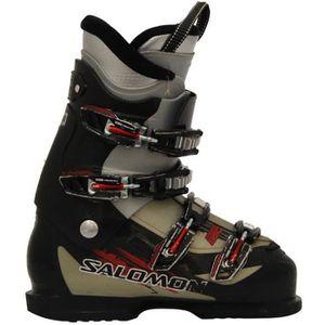 CHAUSSURES DE SKI Chaussure de ski Salomon mission 550 noir/gris