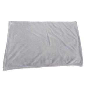 COUVERTURE - PLAID TEMPSA Couverture Laine polaire Doux Confortable P