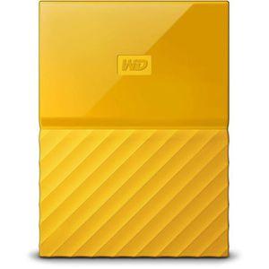 DISQUE DUR EXTERNE WD - My Passport - Disque dur externe portable USB