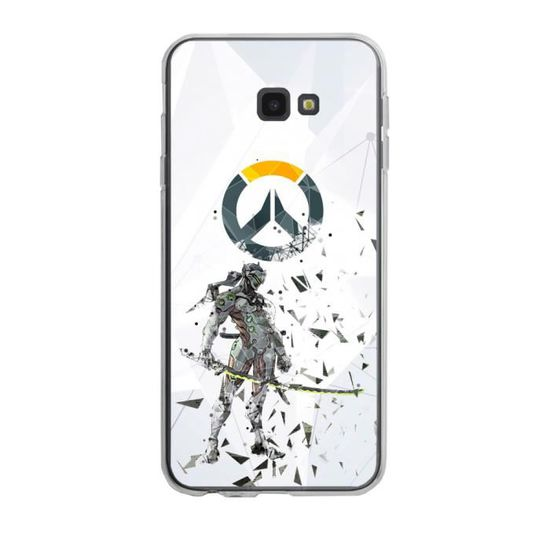 coque iphone 8 zenyatta overwatch