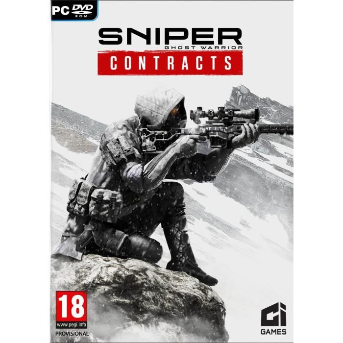 Sniper Ghost Warrior Contracts Jeu PC