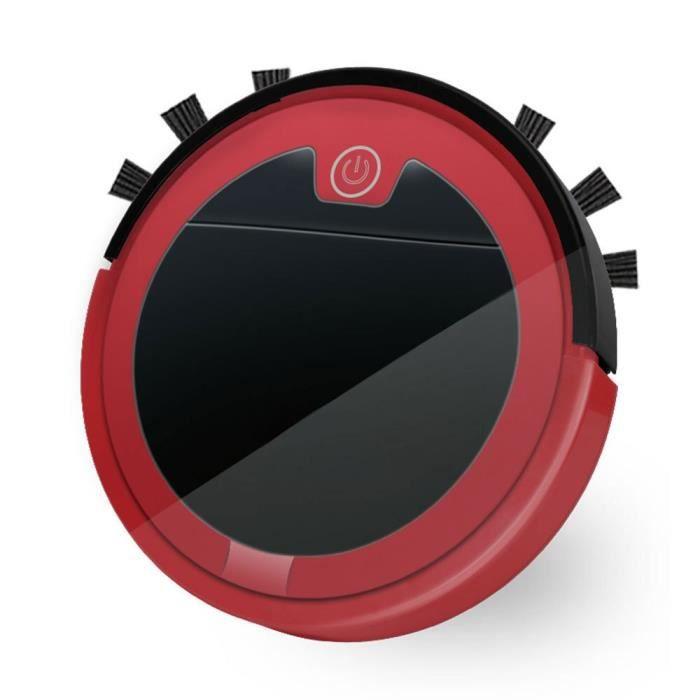 GNCA2®5G télécommande Robot aspirateur multifonctionnel Smart Floor Sweeper Auto Rechargeable Dry Wet