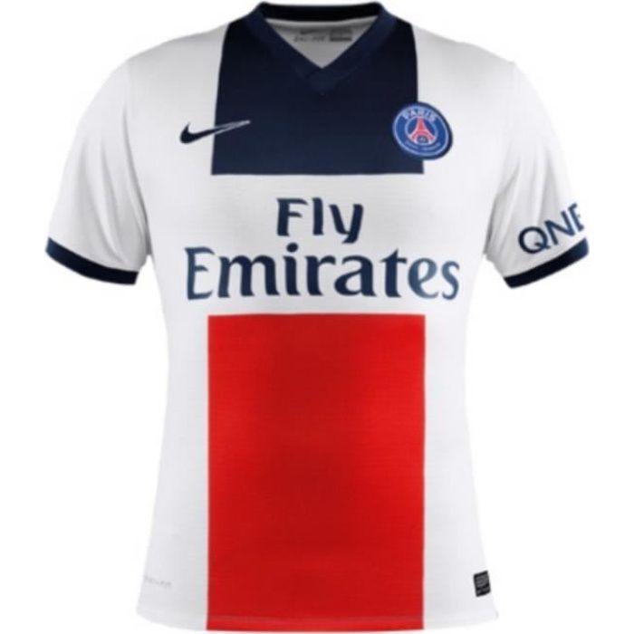 Maillot Adulte Nike Away Saison 2013-2014 PSG Paris Saint-Germain