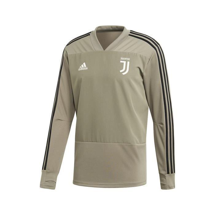 Maillot d'entraînement adidas Performance Juventus Warm - CW8718
